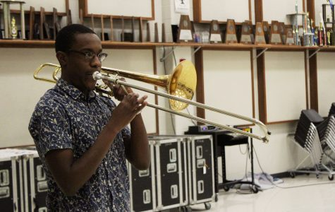 Band Member Advances to All-State