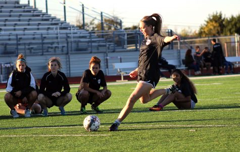 Varsity Girls' Soccer Achieves First Victory of Season