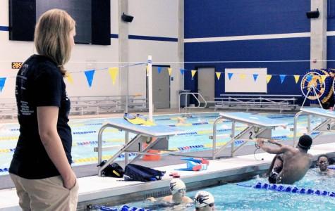 School Hires On-Campus Swim Coach