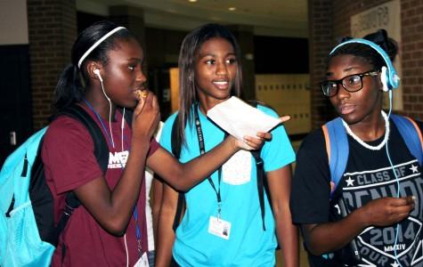 Cookie Sales Raise Money for Senior Class