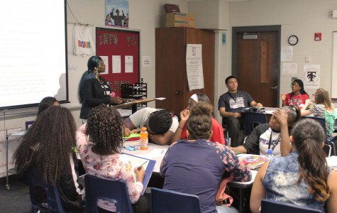 Former English Teacher Takes on New Role as AVID Coordinator