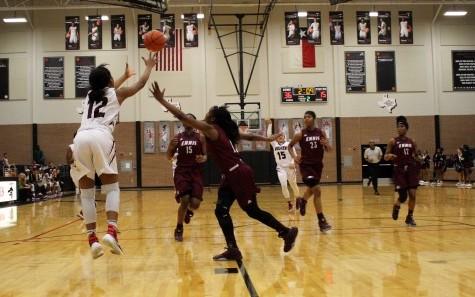 Varsity Girls Basketball Ranks First in State