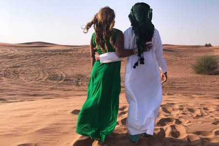 Senior Broadens Horizons during Winter Break Trip to Dubai