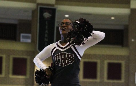Cheer Competes in UIL For First Time