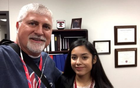 Principal, Student Swap for a Day