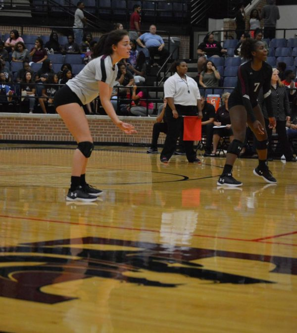 Varsity Volleyball Wins Against Lancaster