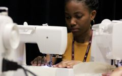 Technical Theatre Creates Costumes From Scratch