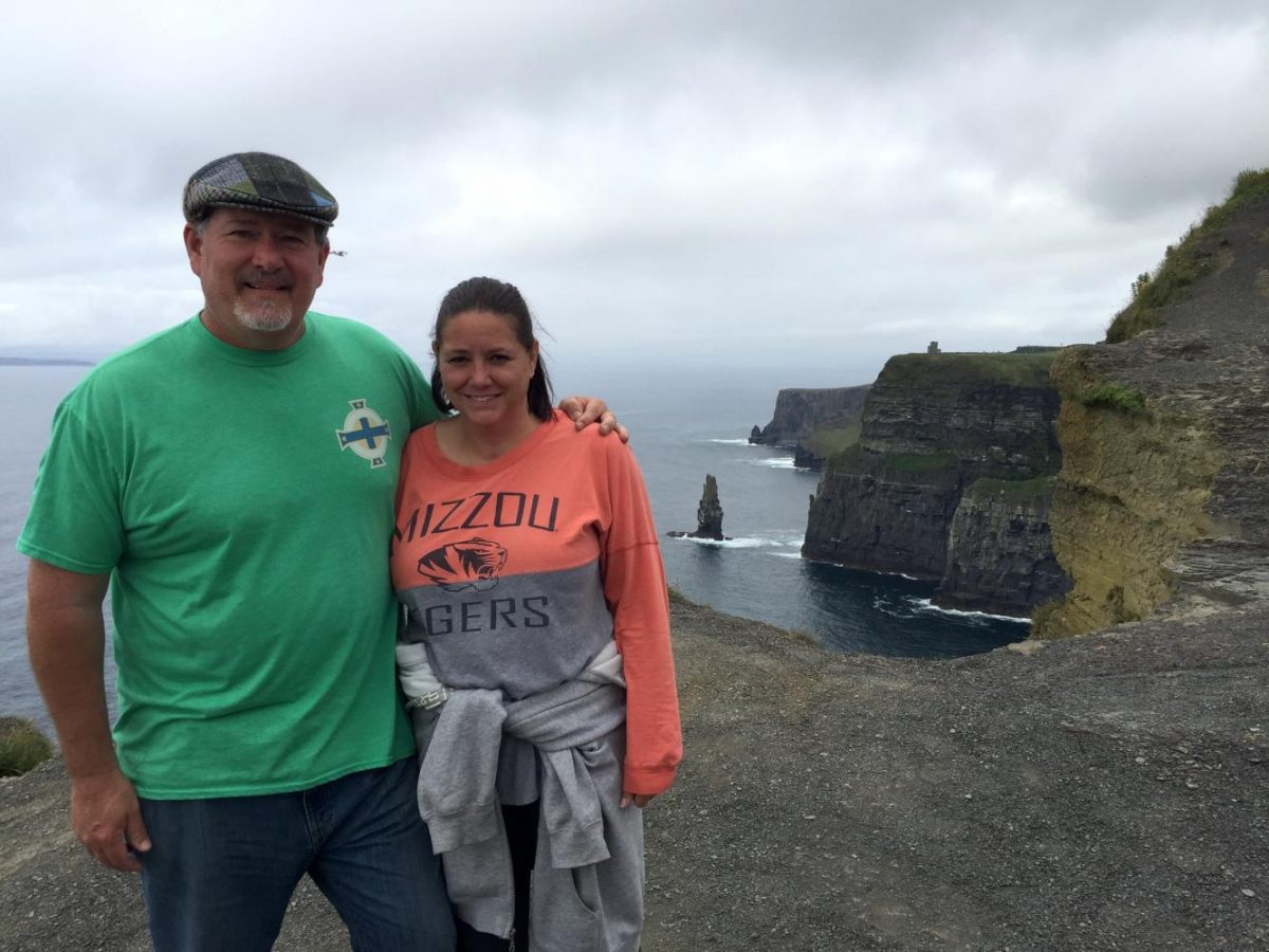 Malone Family Visits Ireland Over Summer