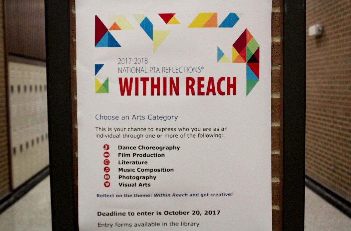 PTSA Sponsors Annual Reflections Art Program
