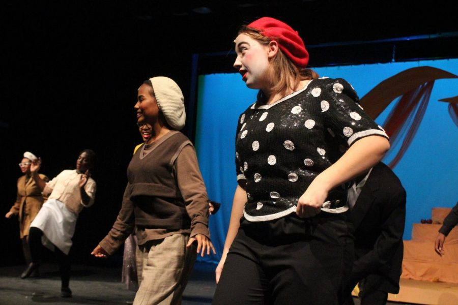 James and the Giant Peach Musical Opens Thursday