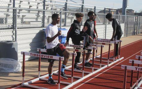 Girls Varsity Track Prepares for Upcoming Season