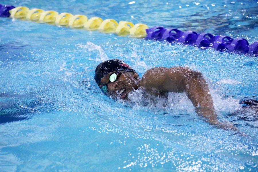 Two Varsity Swim Sophomore Girls Advance to State