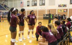 New Head Varsity Volleyball Coach Looks to Improve Team
