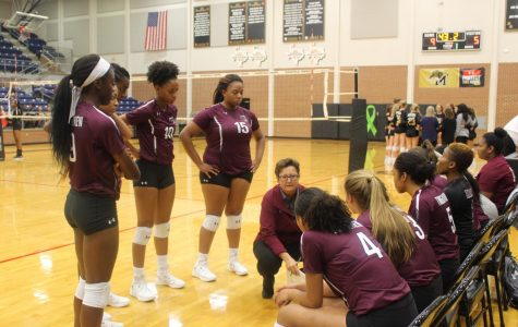 New Head Varsity Volleyball Coach Looks to Improve Team