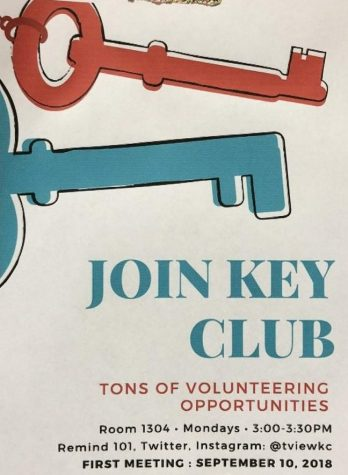 Key Club Increases Membership Numbers