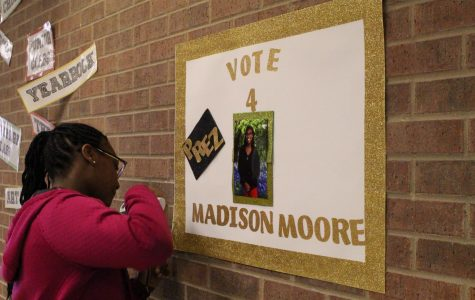 Student Council Hosts Election for Officer Positions