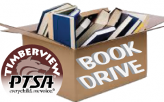 PTSA Hosts First Book Drive