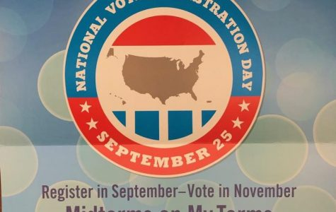 Teachers Encourage Students to Vote on National Voter Registration Day