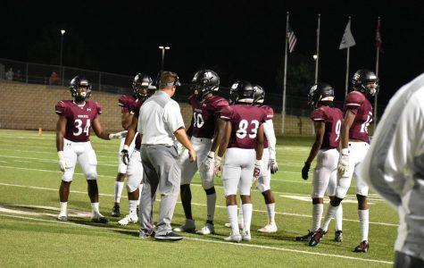 Varsity Loses to Legacy