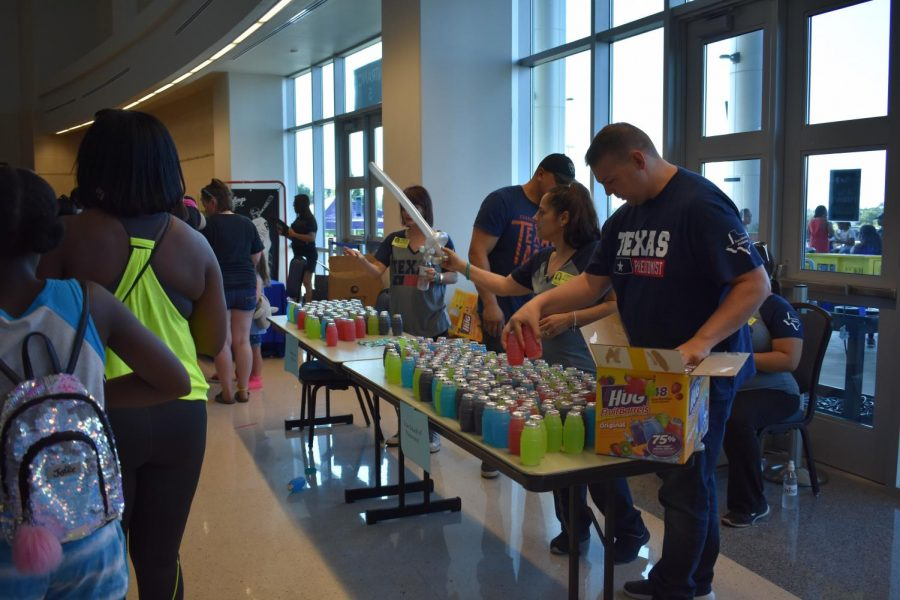School Hosts Cookout for BCA