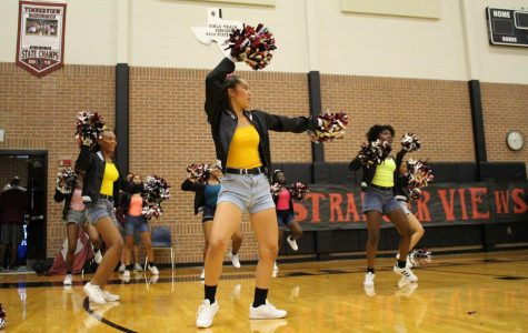 CARE Week Pep Rally Raises Cancer Awareness