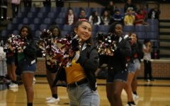 Drill Team Hosts Dance Clinic