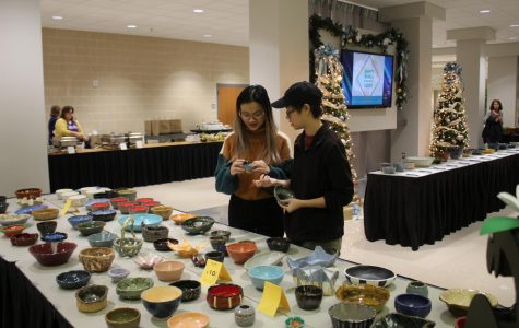 Empty Bowls Raises Money for Mansfield Cares