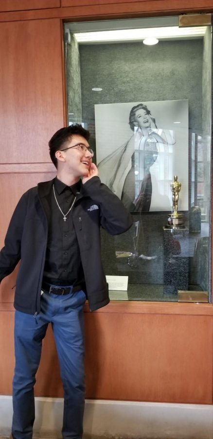 Garza Topete to Compete in Final Round of Monologue Competition