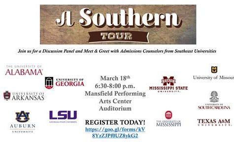 SEC Universities Host Informational Panel