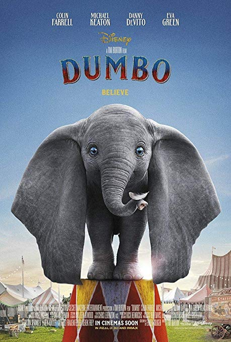 Dumbo+Disappoints