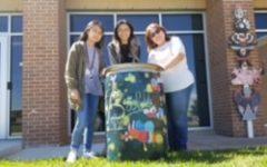 Art Continues Painted Rain Barrel Tradition