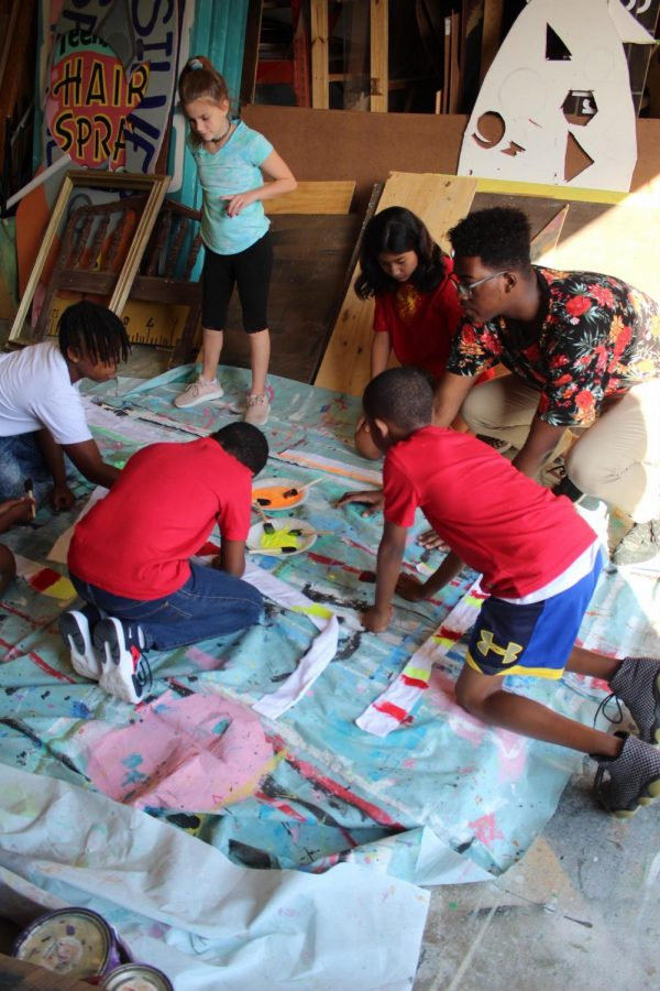 Theatre Hosts Annual Kids Camp
