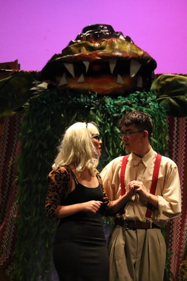 Theatre to Perform Little Shop of Horrors Tonight