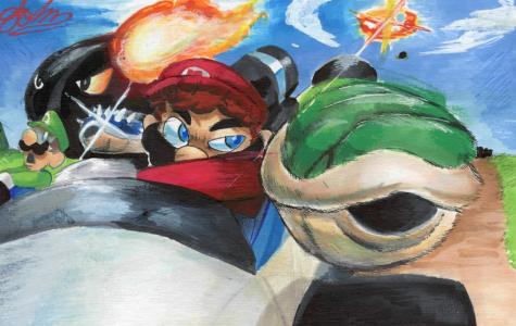 Mario Kart Creates Craze