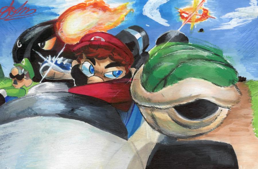 Mario+Kart+Creates+Craze
