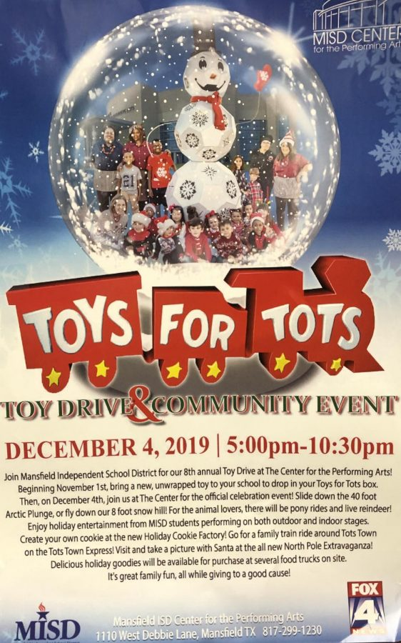 Toys for Tots Wednesday